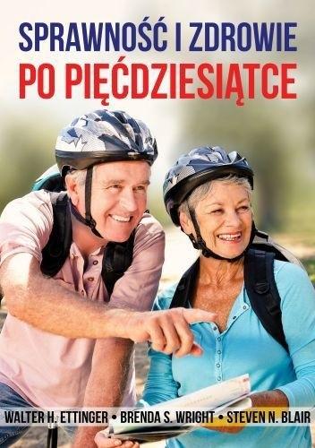 Okładka książki Sprawność i zdrowie po pięćdziesiątce