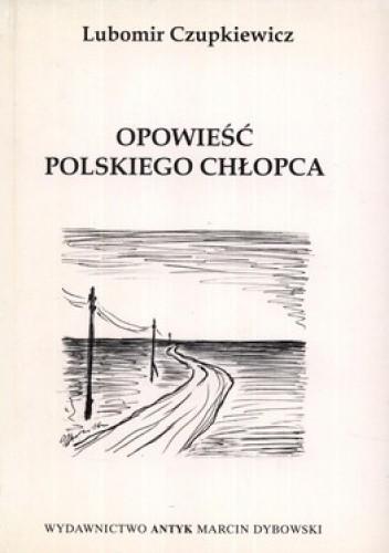 Okładka książki Opowieść polskiego chłopca