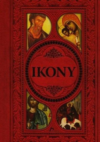 Okładka książki Ikony