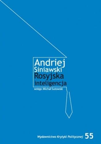Okładka książki Rosyjska inteligencja
