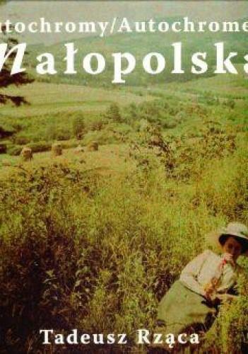 Okładka książki Autochromy. Małopolska