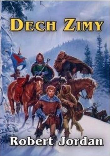 Okładka książki Dech zimy