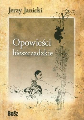 Okładka książki Opowieści bieszczadzkie
