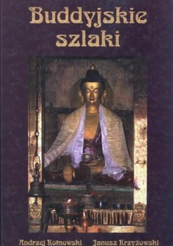 Okładka książki Buddyjskie szlaki