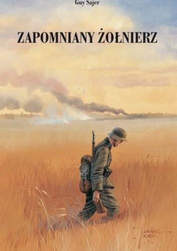 Okładka książki Zapomniany żołnierz