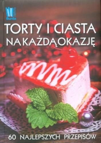Okładka książki Torty i ciasta na każdą okazję