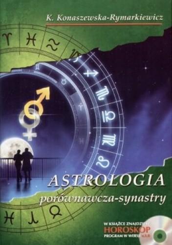 Okładka książki Astrologia porównawcza - synastry