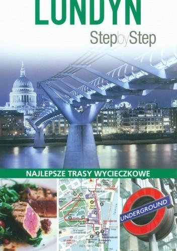 Okładka książki Londyn. Step by step