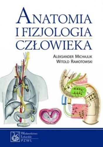Okładka książki Anatomia i fizjologia człowieka