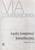 Aspekty kompetencji komunikacyjnej