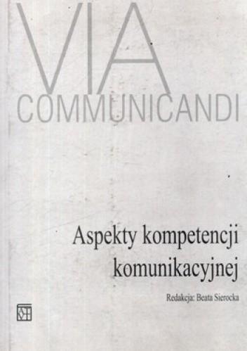 Okładka książki Aspekty kompetencji komunikacyjnej