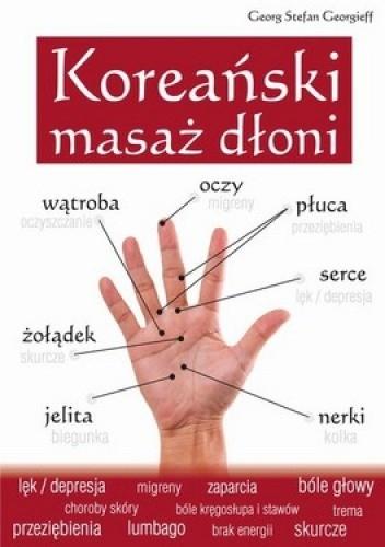 Okładka książki Koreański masaż dłoni