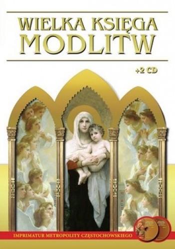 Okładka książki Wielka księga modlitw (2 CD)