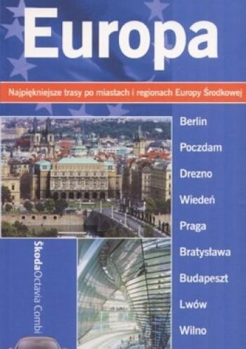 Okładka książki Europa na weekend