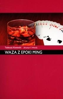 Okładka książki Waza z epoki Ming