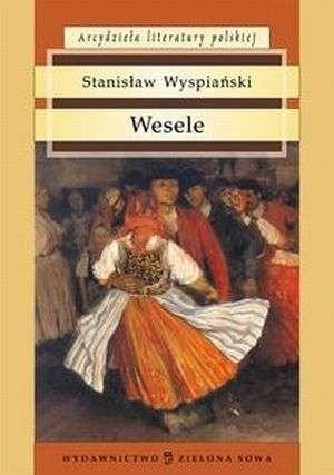 Okładka książki Wesele