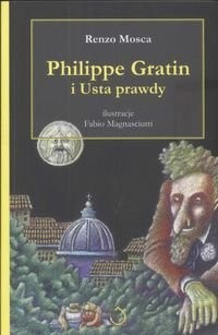 Okładka książki Philippe Gratin i Usta prawdy