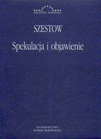 Okładka książki Spekulacja i objawienie