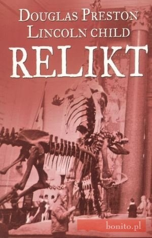 Okładka książki Relikt
