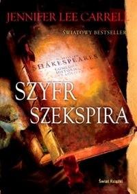 Okładka książki Szyfr Szekspira