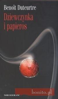Okładka książki Dziewczynka i papieros