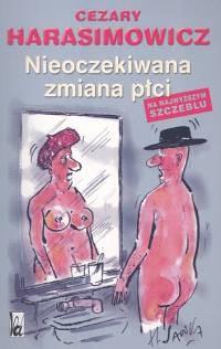 Okładka książki Nieoczekiwana zmiana płci (na najwyższym szczeblu)