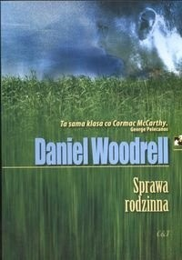 Okładka książki Sprawa rodzinna