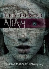 Okładka książki Adam