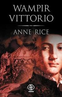 Okładka książki Wampir Vittorio
