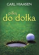 Okładka książki Piłką do dołka