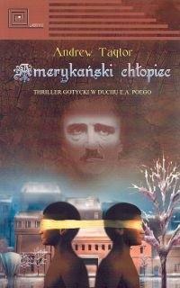 Okładka książki Amerykański chłopiec