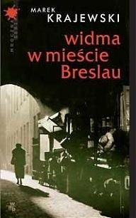 Okładka książki Widma w mieście Breslau