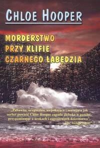 Okładka książki Morderstwo przy klifie Czarnego Łabędzia