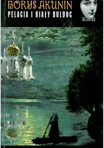 Okładka książki Pelagia i biały buldog