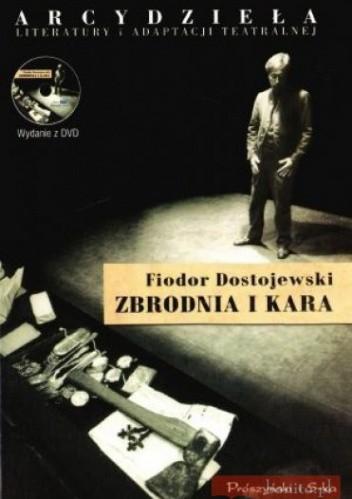 Okładka książki Zbrodnia i Kara + Dvd