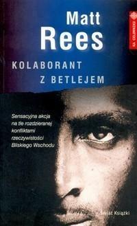 Okładka książki Kolaborant z Betlejem