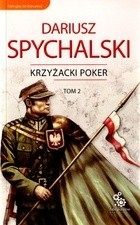 Okładka książki Krzyżacki poker tom 2