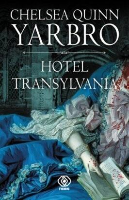 Okładka książki Hotel Transylvania