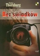 Okładka książki Bez świadków