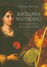 Okładka książki Królowa Watykanu