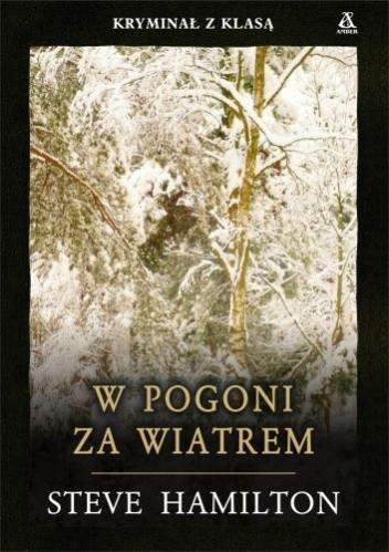 Okładka książki W pogoni za wiatrem