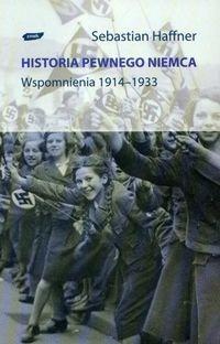 Okładka książki Historia pewnego Niemca