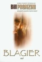Okładka książki Blagier