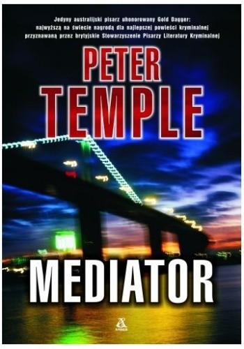Okładka książki Mediator