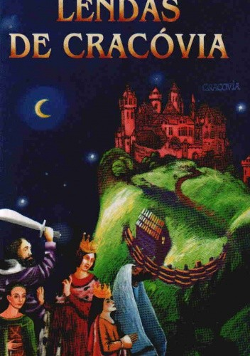 Okładka książki Lendas de Cracóvia