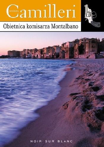 Okładka książki Obietnica komisarza Montalbano