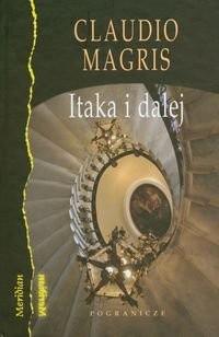 Okładka książki Itaka i dalej