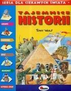 Okładka książki Tajemnice Historii