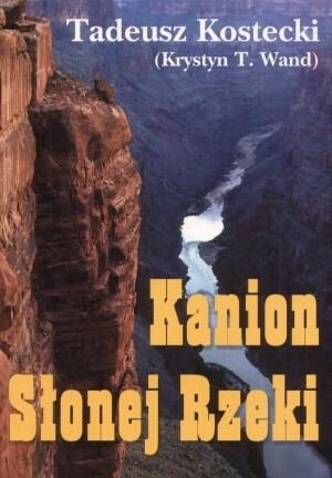 Okładka książki Kanion Słonej Rzeki