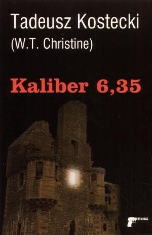 Okładka książki Kaliber 6,35
